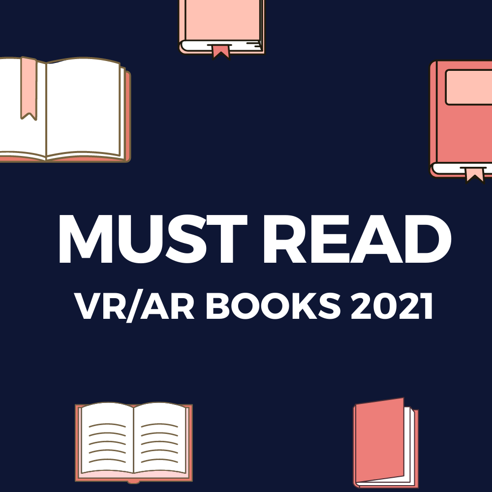 Must read VR books image.
