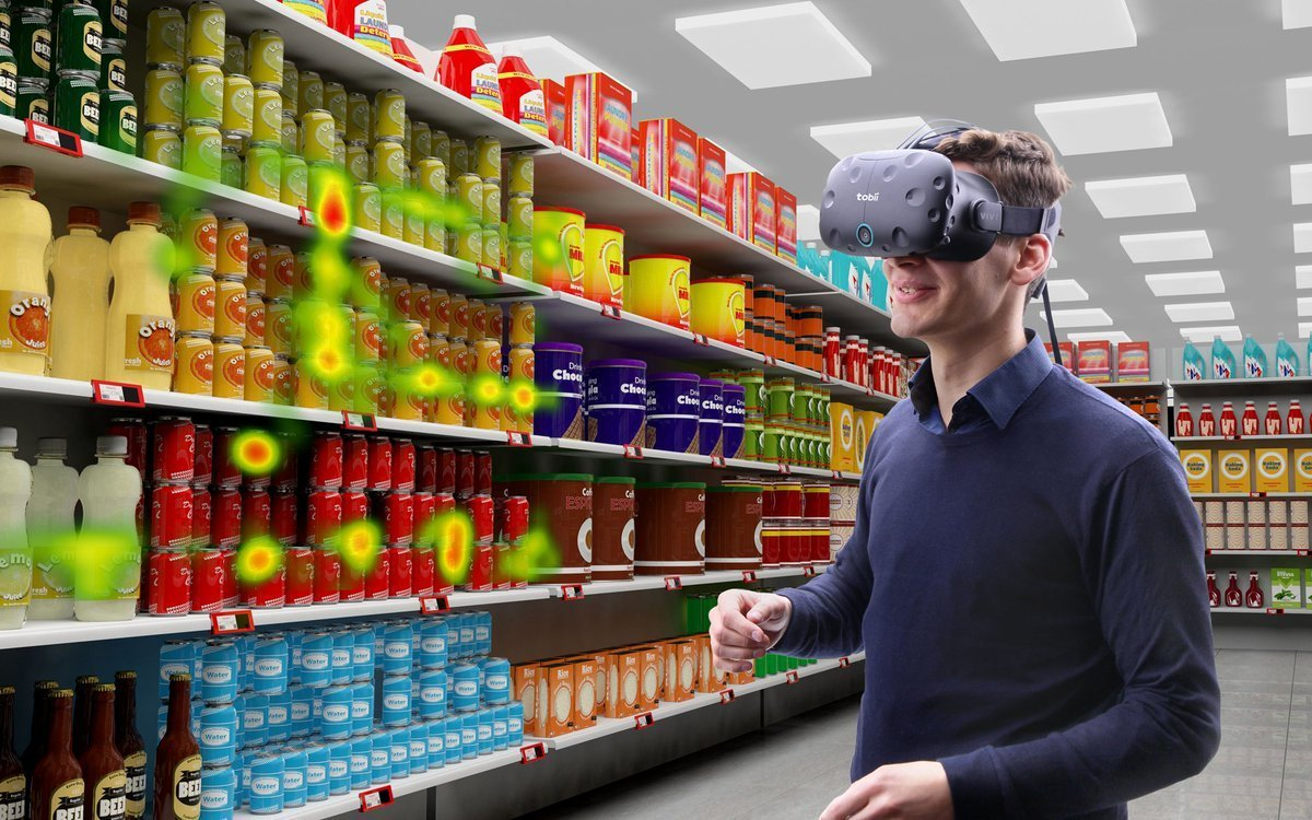 Beginner's Guide to VR Eye Tracking and the latest hardware and software.