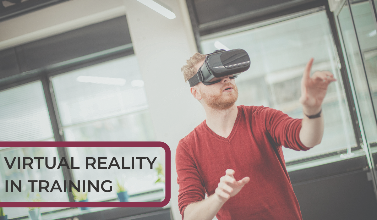 Introducing VR in your training
