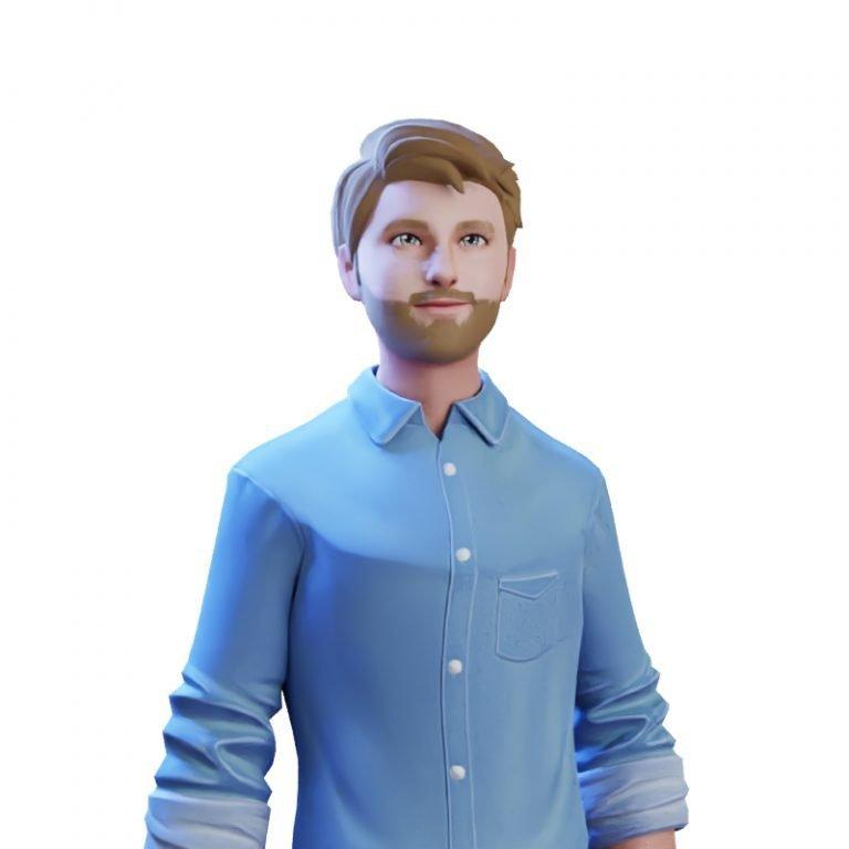 Jonathan Hayko VR Programmer.