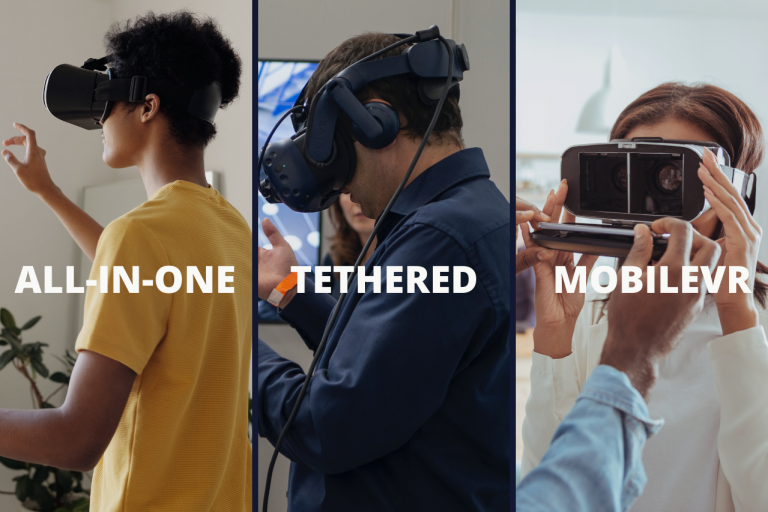 Selecting the Right VR Headset for Academic Research.