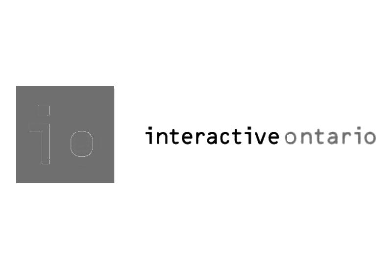 Interactive Ontario Logo.